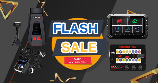 godiag flash sale