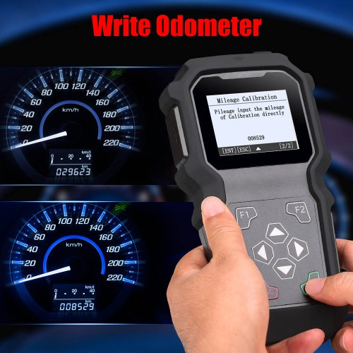 GODIAG M201 Ford Hand-Held OBDII Odometer Adjustment Tool Odometer Correction for Ford