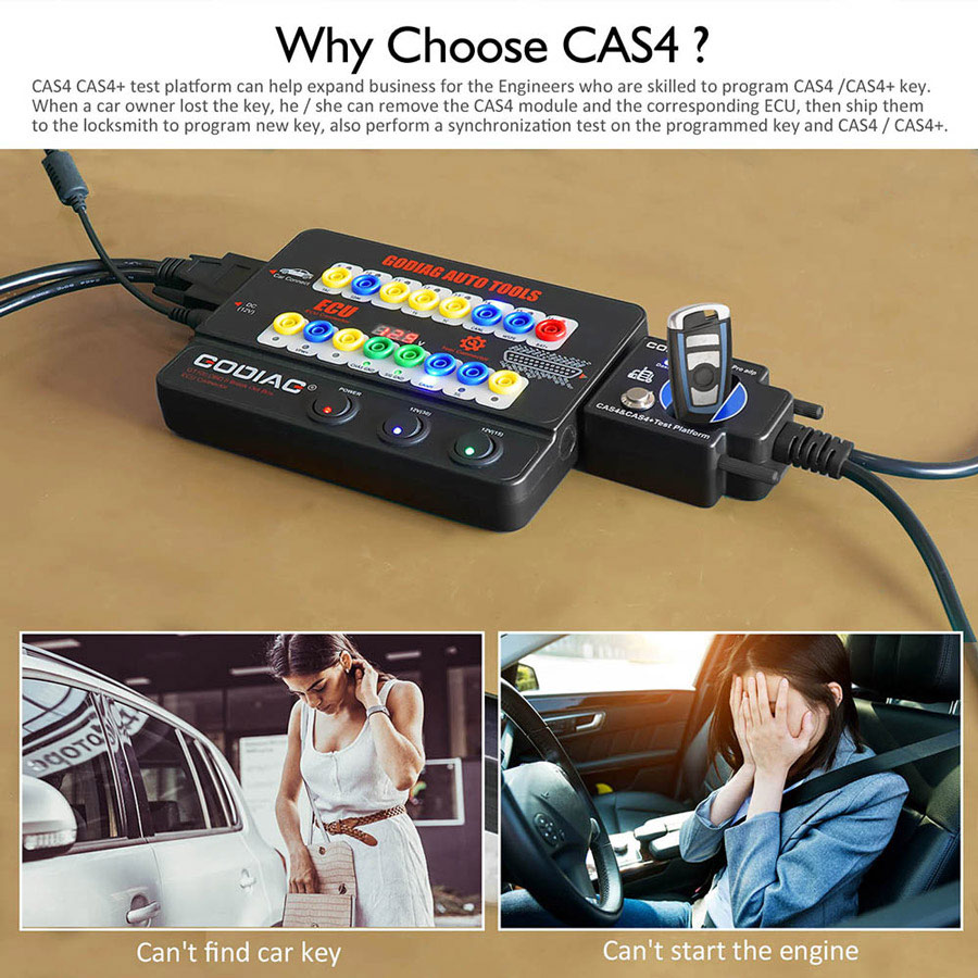 why choose CAS4?